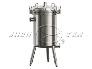 JTGLF Basket Type Filter Housing