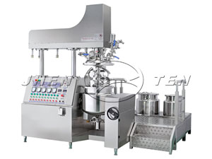 JTRZR Vacuum Emulsifying Machine