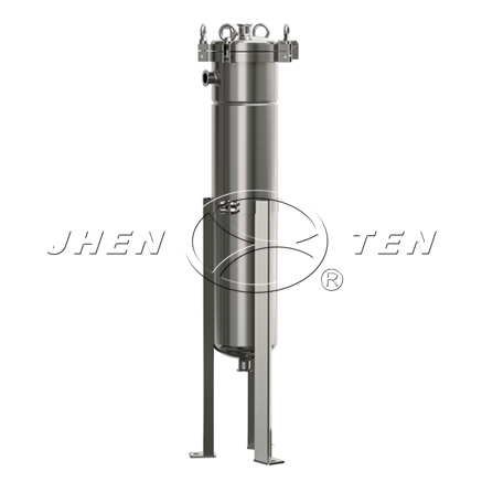 JTGCD Side Entry Bag Filter Housing