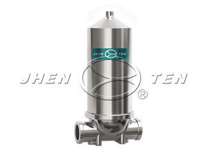 JTGDG  Single Fluid Industrial Filter Housing