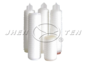 PP Microporous Membrane Folding Filter Cartridge