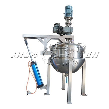 JTRZG Jacketed Steam Kettle