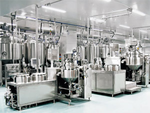 Intelligent vacuum emulsification system